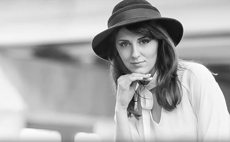 Красивая девушка из Барнаула