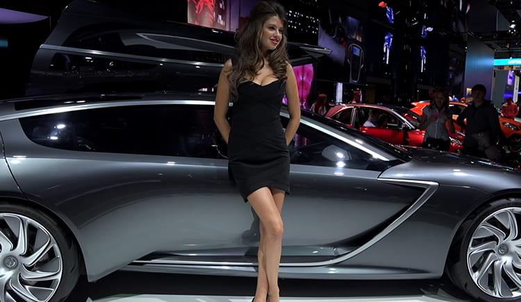 Эскорт-модель – Алина